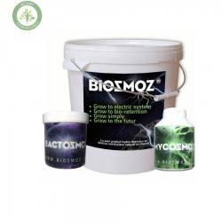 BiosmoZ 10kg, BactosmoZ 150gr & MycosmoZ 150gr
