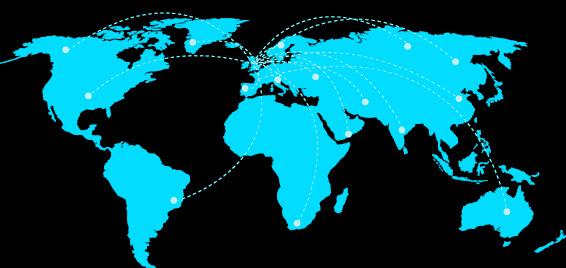 BiosmoZ livre dans le monde entier
